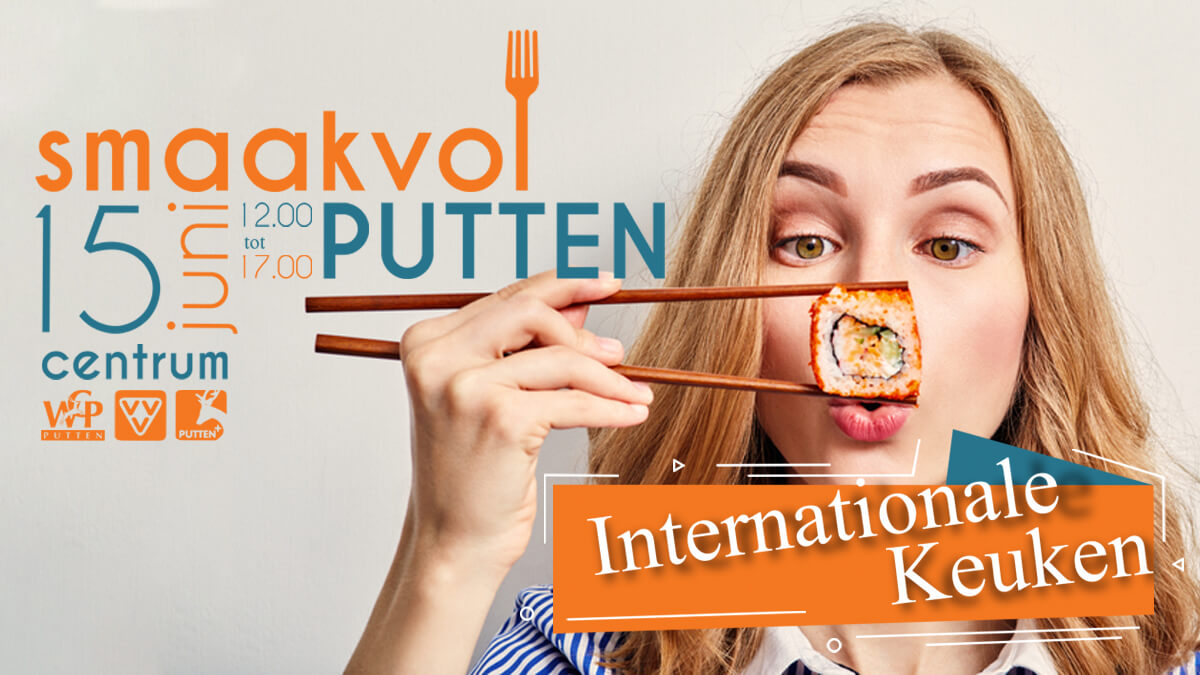 Smaakvol Putten 2019 - Internationale keuken
