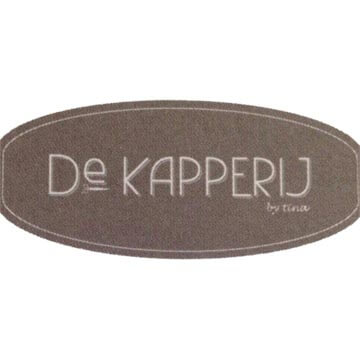 Logo De Kapperij - by Tina