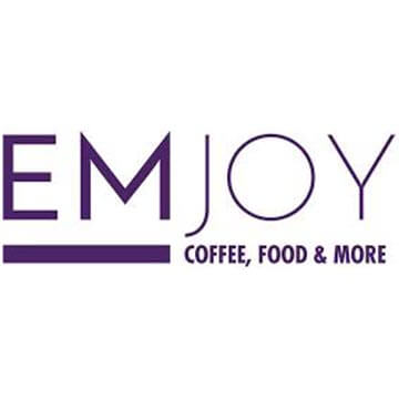 Logo EMjoy Coffee Food & More